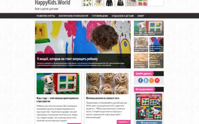 Настройка блога на WordPress