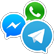 Разработка чат ботов: Telegram, Facebook Messenger и других